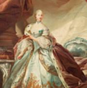 Queen Juliane Marie Of Denmark Poster