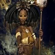 Queen Negasi Poster