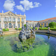 Queluz National Palace Sintra Poster