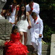 People Series - Quinceanera Ceremony  Poster