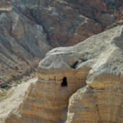 Qumran Cave Poster