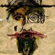 Quoijote 002 Poster by Rafael Gaya