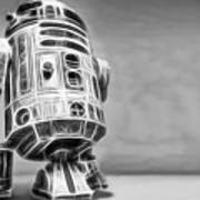 R2 Feeling Lonely Poster