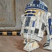 R2d2 Poster