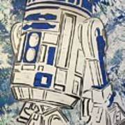 R2d2'd Poster
