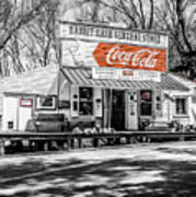 Rabbit Hash Store-front View Sc Poster