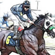 Racetrack Dreams 8 Poster