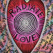 Radiate Love And... Poster