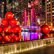 Radio City Music Hall - New York City Usa Poster