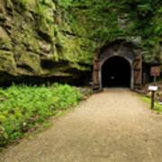 Rail Trail Tunnel 2 A Poster