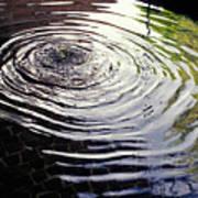 Rain Barrel Poster