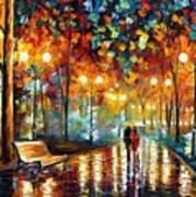 Rain Rustle Poster