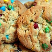 Rainbow Cookies Poster