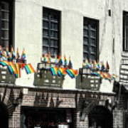 Rainbow History Poster