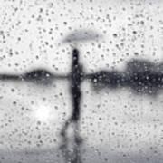 Rainy Day Poster by Setsiri Silapasuwanchai