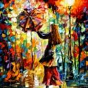 Rainy Mood Poster