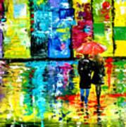 Rainy Night Poster