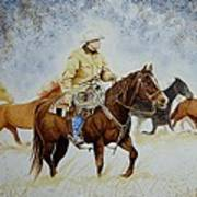 Ranch Rider Poster