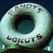 Randy's Donuts - 12 Poster