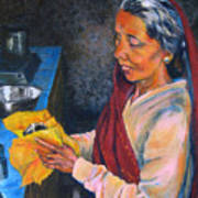 Rani The Cook Poster