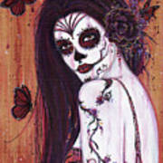 Ranita Day Of The Dead Poster