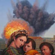 Raphael Moderne Poster by James W Johnson