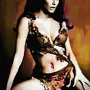 Raquel Welch - One Million Years B.c.  Poster