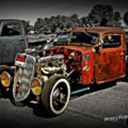 Rat Rod For Sale 2 Poster