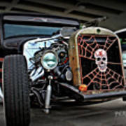 Rat Rod Style Poster