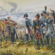 Ratisbon Incident Of The French Camp Poster