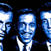 Ratpack Poster by DB Artist