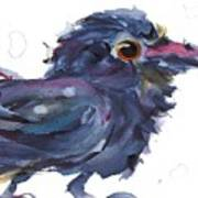 Raven 3 Poster