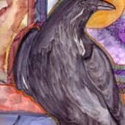 Raven Steals Sunlight Poster