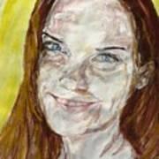 Rayah Newman, Portrait Poster