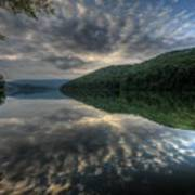Raystown Reflections Poster
