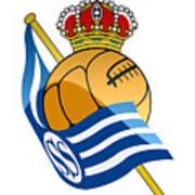 Real Sociedad De Futbol Sad Poster