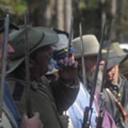 Rebel Bayonets Poster
