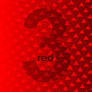 Red God Three Poster