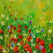 Red Poppies 450708 Poster