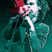Red Right Hand, Nick Cave Poster