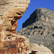 Red Rock Canyon Nv 2 Poster