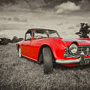 Red Tr4  Poster