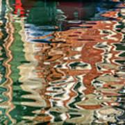 Reflections Venice_dsc4687_03032017 Poster