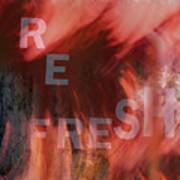 Refresh Poster