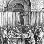 Refusal Of Joachim Offer 1503 Poster