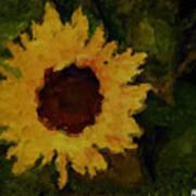 Remembering Van Gogh Poster