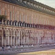 Renaissance Arches Aranjuez Spain Poster