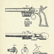 Repeating Firearm-1855 Poster
