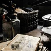 Retired Kitchen Relics Poster