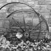 Retired Wheel Poster